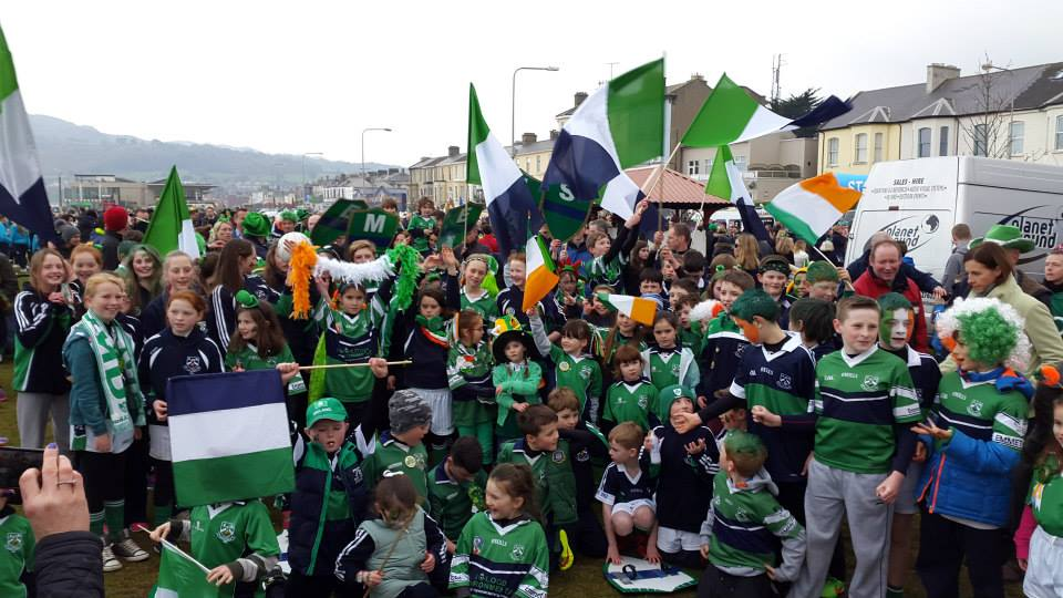 St PAtricks Day 2015